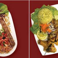 Shiraz - perzsa étterem a Rádayban