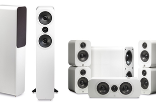 A Q Acoustics büszkén mutatja be az új 3000-es szériáját