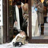 Moszkva - bevásárol a család