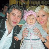Avraam Rousso és családja