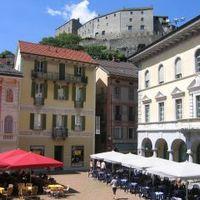 Ticino 2. - Bellinzóna