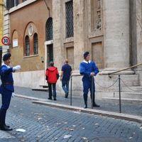 Päpstlichen Schweizergarde