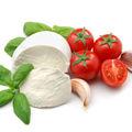 Bufala mozzarella koktél<br>Napi receptajánlónk: Antipasti - Előételek