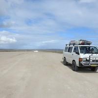 Etess delfint Ausztrália legnyugatibb pontján (Nagy Ausztrál körút, 8. hét, 05.19-05.25)