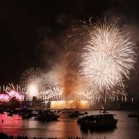 A 6 millió dolláros szilveszteri tűzijáték - Sydney