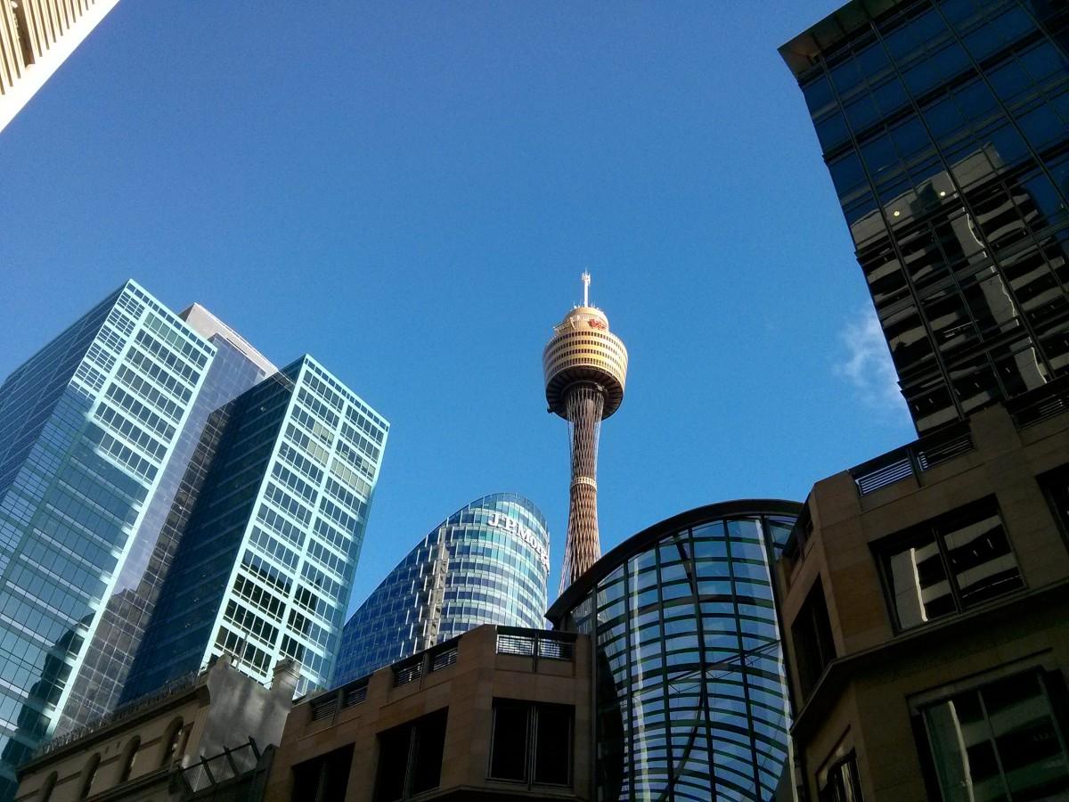 A Sydney Eye Tower