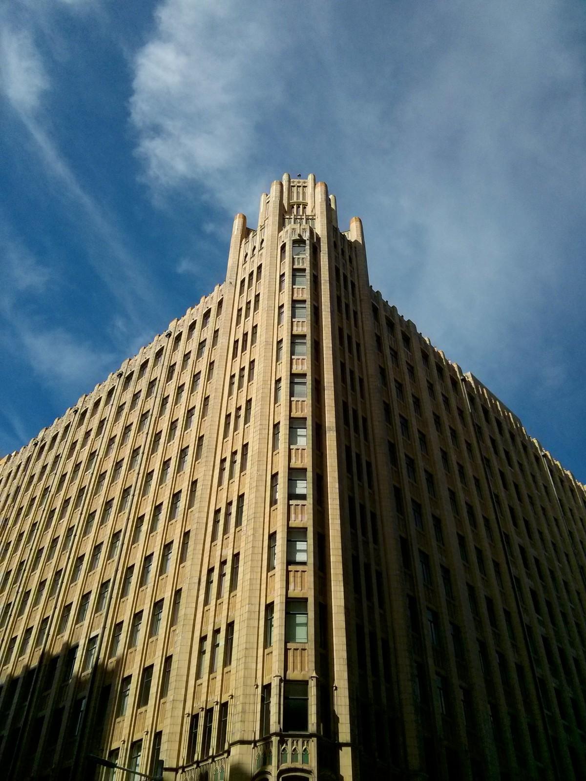 Egyik kedvenc épületünk