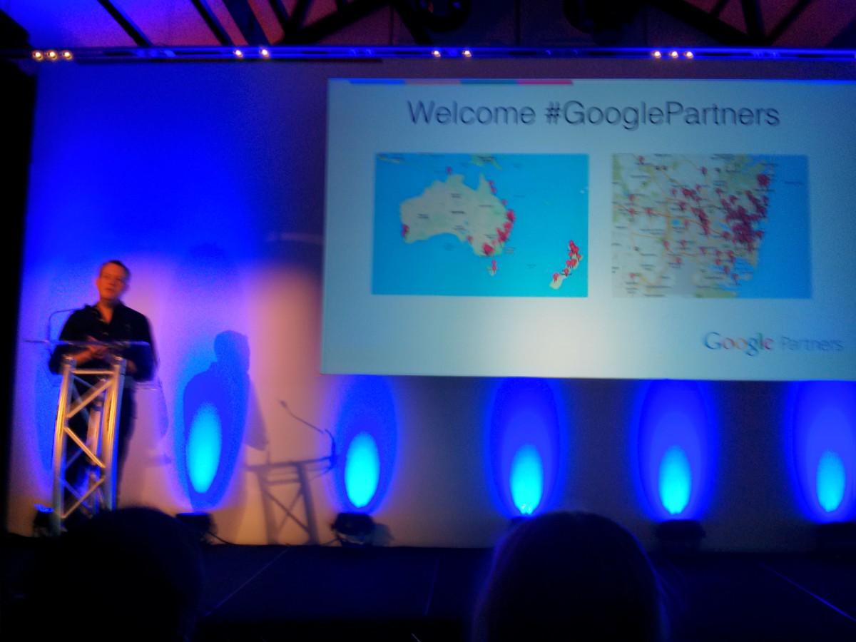 Hivatalos Google képzés, kajával, piával, ingyen...