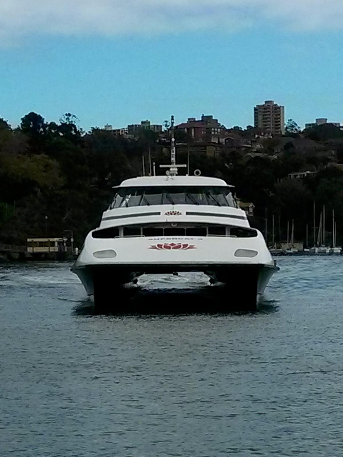 Ez a kedvenc utasszállító hajónk