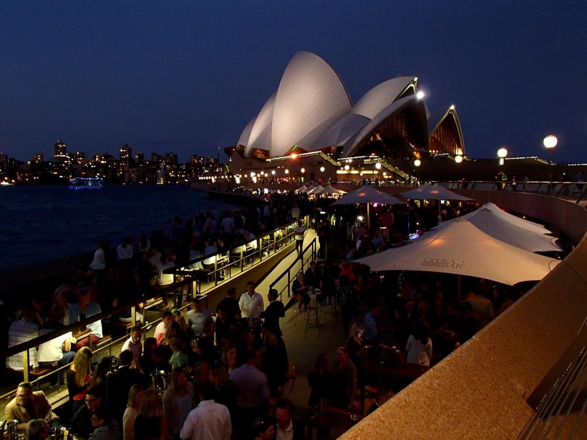 Az Operaház minden napszakban csodálatos