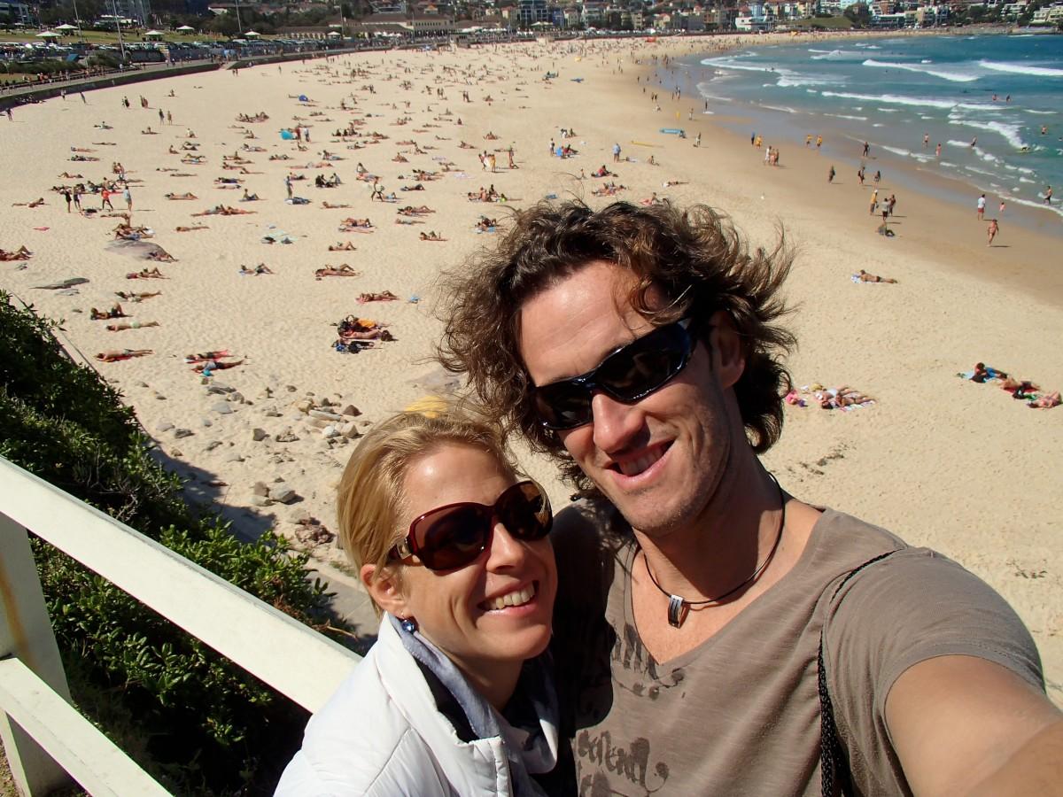 A kihagyhatatlan Bondi beach