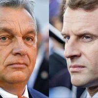 Orbán Rómában és Párizsban