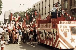Május 1. átalakulása Magyarországon