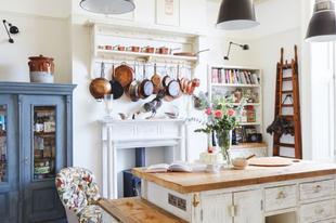 Hogyan legyen vintage konyhád, 7 ötlet