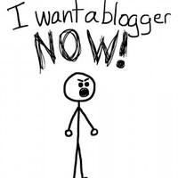 Bloggert akarok! Most!