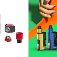 """Futurisztikus füstölés a Sigelei Fuchai Squonker mod """"személyében"""""""