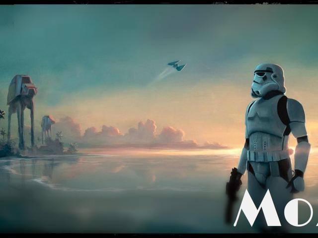 IMAX képek a Rogue One-hoz