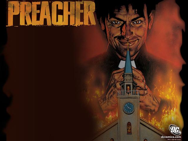 A Walking Dead után megint remekel az AMC: Itt a Preacher előzetes