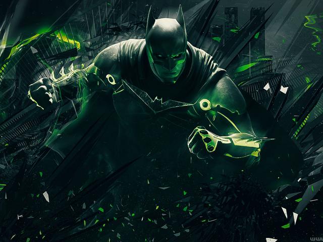 Előre-hátra-le-előre-kisütés: Batmanék akcióban