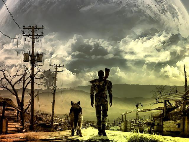 Sugárzó hétvégét mindenkinek! Ingyenes Fallout 4 hétfőig.