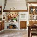 Gyönyörű épített konyhák