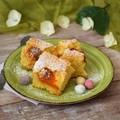 Pillekönnyű barackos pite húsvétra