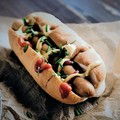 Frankó street food hot dog otthon