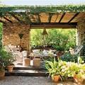 Elragadó spanyol parasztház csodás kerttel