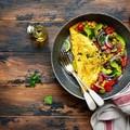 Október sztárja az omlett