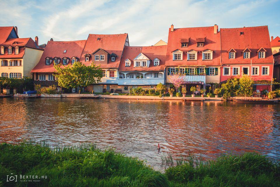 Bamberg, a füstölt sör hazája