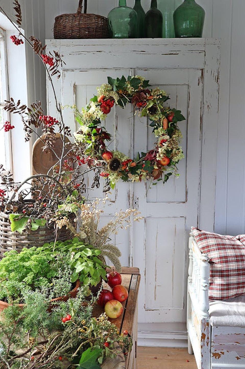 A természet adja a legszebb őszi dekorációkat