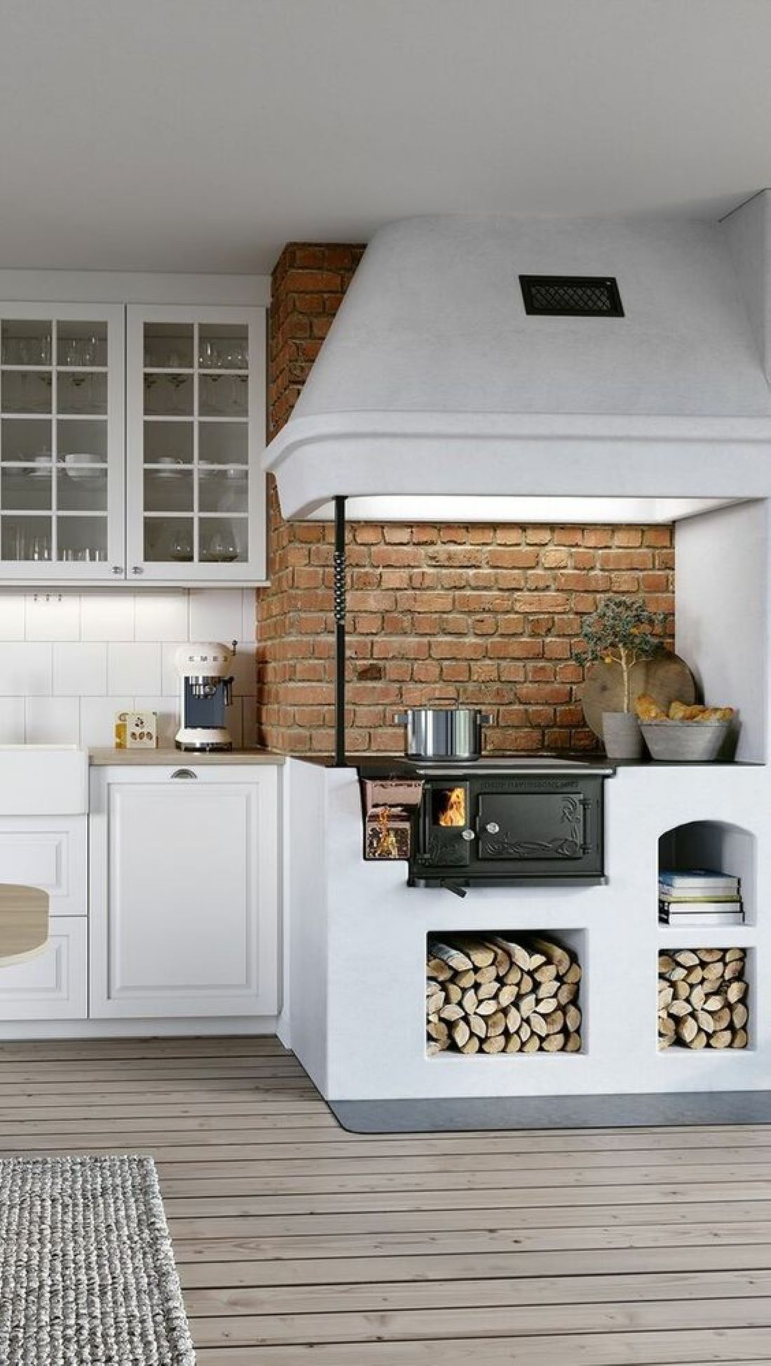Menő design a konyhában