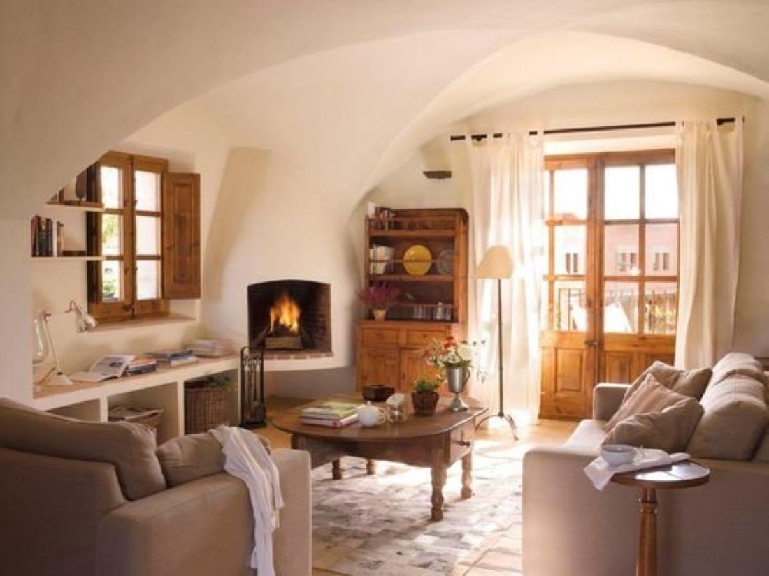Elegáns otthonok a fehér és a fa találkozásából