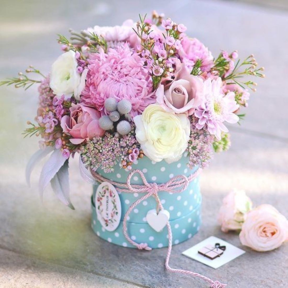 A virágok a legszebb tavaszi dekorációk