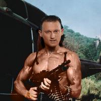 John Alekosz mint Rambo!