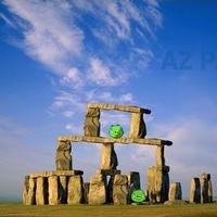 Ahogy a Stonehenge igazból készült