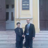 Kínai együttműködés a Szegedi Tudományegyetemen