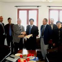 Szegedre hozza ösztöndíjasait a Dél-Kínai Műszaki Egyetem
