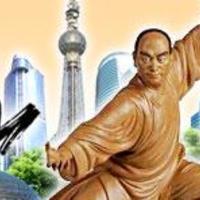 Foshani delegáció a China Martban