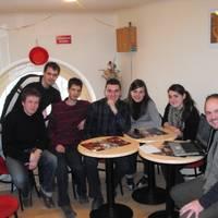 AIESEC hallgatók ismerkedtek az azsiaport.hu tevékenységével