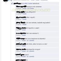 Facebook - Adjatok egy tampont!