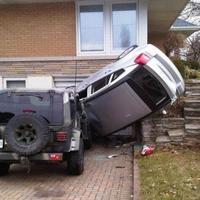 A szomszéd kocsija