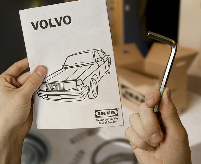 Ikea Volvo