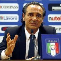 Prandelli szerint még korai lenne ünnepelni a továbbjutást