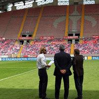 A jövő stadionja Triesztben