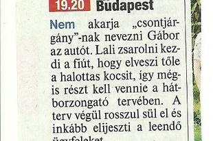 Le az Éjjel-Nappal Budapesttel!