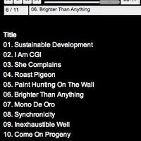 Meghallgatható az új Yonder lemez