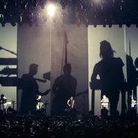 Nine Inch Nails LED-fal ajánló