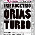 Koli Tour 2011: Óriás, Turbo, Irie Maffia Rock Trio