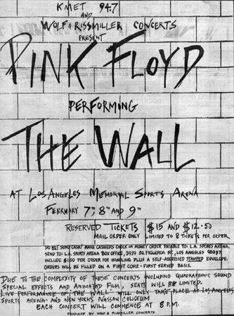 1980: ma kezdődött a The Wall-turné